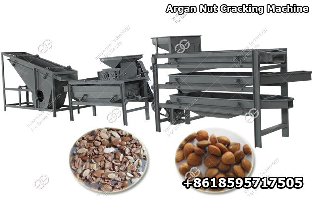 Argan Nut Shelling Machine