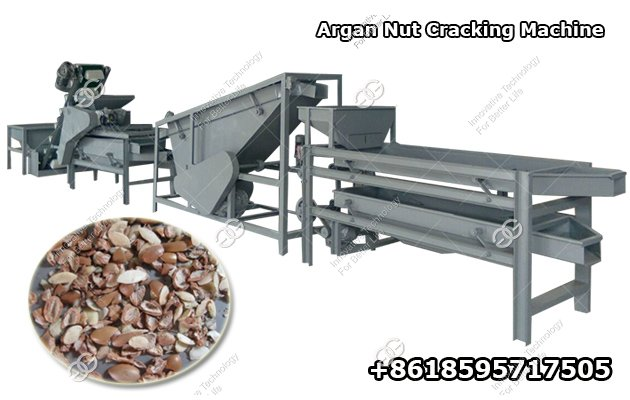 Argan Nut Cracking Machine